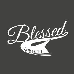 Blessed - Christian T-shirts