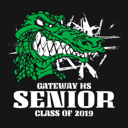 Gateway Senior 2019 - Senior Class Pride T-shirts