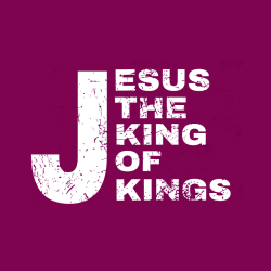 Jesus the king of kings - Christian T-shirts
