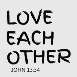 Love each other - Christian T-shirts