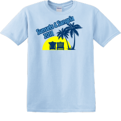 Family Beach Vacation T-Shirt Design - 84