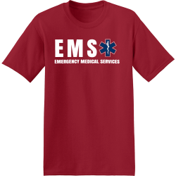 ems emergency medical services   ems t shirt design