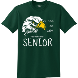 Manhattan Senior 2019 - Senior Class Pride T-shirts