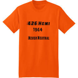 426 Hemi 1964 Never Neutral